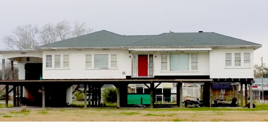 A NOLA house sits on stilts—how do you use the garage?