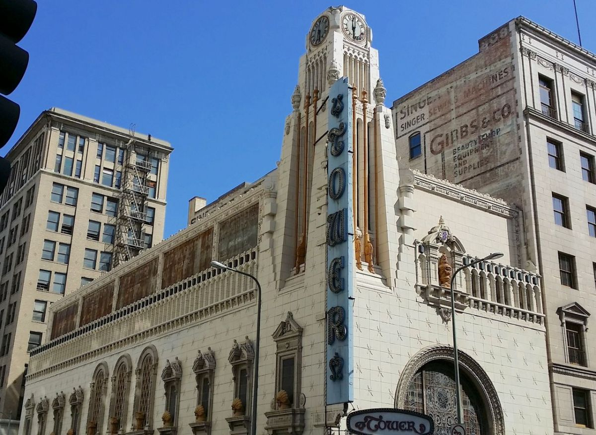 Tower Theater.