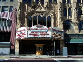 United Artists Theatre.