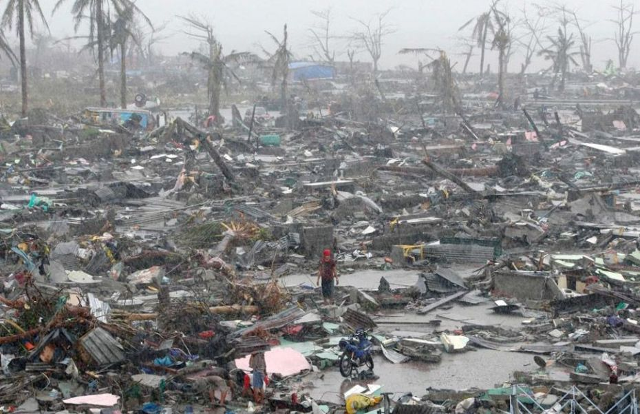 Today, Tacloban looks like this.